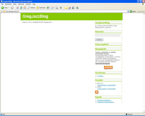 GregJazzBlog 2008.02.07.