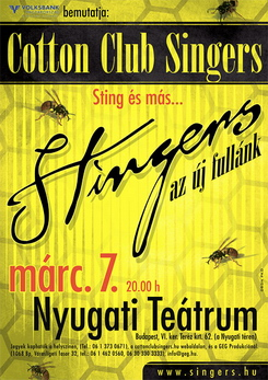 Stingers poster