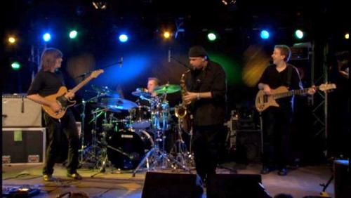 Mike Stern Band Live 1