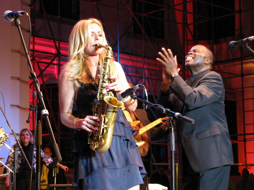 Candy Dulfer & Maceo Parker 2
