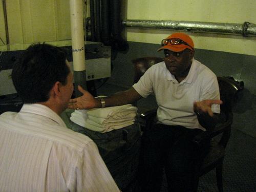 Etienne Mbappé interview 1
