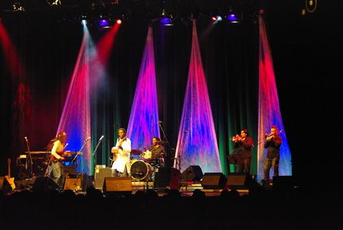 Richard Bona New Band Live 1