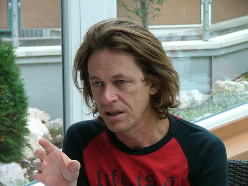 Dominic Miller interview 1