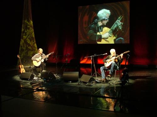 Szabó Sándor & Kevin Kastning Live