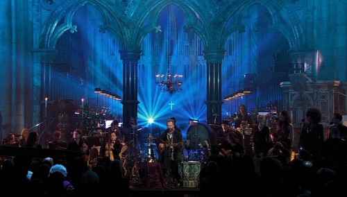 Sting in Durham Cathedral Live 1