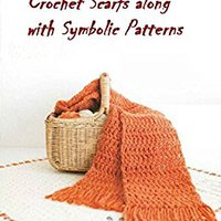 _FB2_ Crochet Scarf Along With Symbolic Patterns. material programs vendedor Diseases There