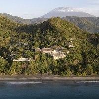Bali legmenőbb szállodája: Amankila