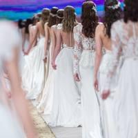 A Daalarna bemutatta az idei év legszebb esküvői ruháit