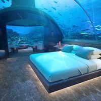 Conrad Maldives Rangali Island - A világ első víz alatti szállodája