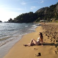 Korfu meseszép tengerpartjai