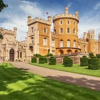 Anglia legszebb helyei: a Belvoir-kastély