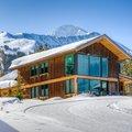 Téli álomotthon az amerikai Montana-ban