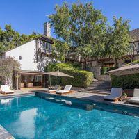 Jennifer Aniston és Brad Pitt álomvillája Beverly Hills-ben