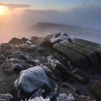Az angliai Peak Discrit Nemzeti Park – lenyűgőző képekkel