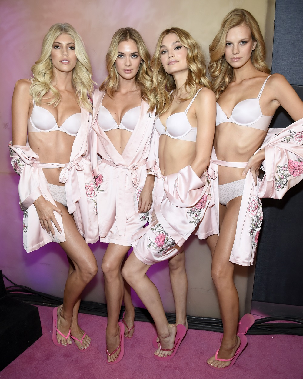 Devon Windsor, Megan Williams, Roosmarijn de Kok, Nadine Leopold