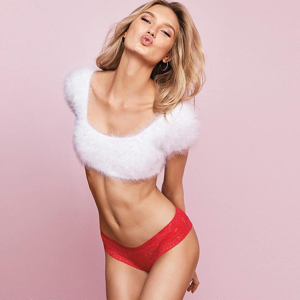 Fotó: Victoria's Secret/Russell James