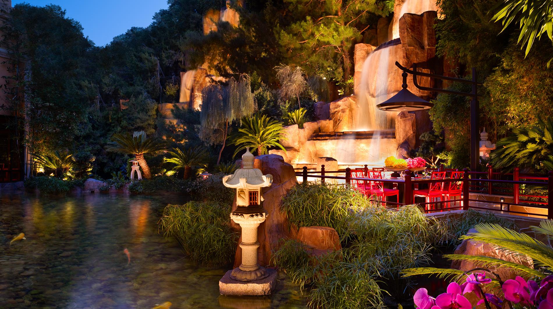 MIZUMI Restaurant Wynn  Las Vegas