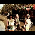 Rollerrel és sportkamerával a Budapest Pride-on