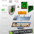 A nullanullás évek #1: Greyhound logo design