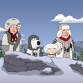 Family Guy 8x03 - Spies Reminiscent of Us