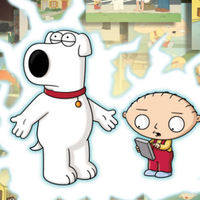 Family Guy 8x01 - Road To The Multiverse