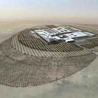 Zöld katonai akadémia Kuvaitban