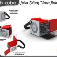 Fresh Cube: napelemes élelmiszer-tároló
