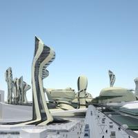 Bionikus toronyházak a jövő zöld városaiban