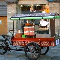 Környezetbarát mobil kávéárusok Angliában