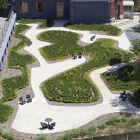 O'Donnell Garden: szépség és fenntarthatóság