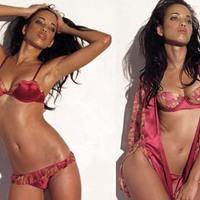 Női testek természetes csomagolásban