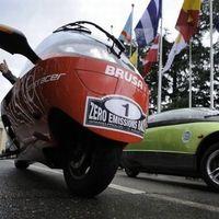 A világ leghosszabb és legzöldebb autóversenye