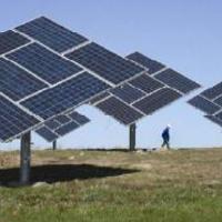 600 000 napelem Európa legnagyobb fotovoltaikus erőművében
