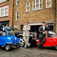 Peel: a világ legkisebb elektromos autója