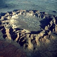 Fantasztikus meteor kráterek (7.): Gosse Bluff, Ausztrália