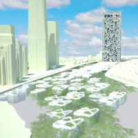 Víztisztító felhőkarcoló