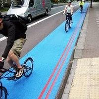 Szupersztráda a londoni biciklistáknak