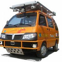 Vezető nélküli napelemes autóval Rómából Shanghai-ba