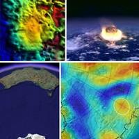 Fantasztikus meteor kráterek (8.): Wilkes Land, Antarktisz