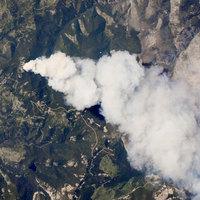 A nyár legnagyobb erdőtüzei a NASA felvételein