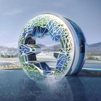 Ilyen lesz az Óceán pavilonja a 2012-es világkiállításon