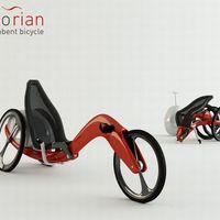 Velorian: a könnyen szállítható háromkerekű