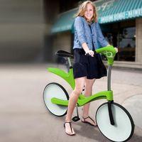 Ilyennek képzelik az ausztrálok a zöld kerékpárokat