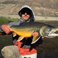 Horgászat a sarkkör fölött