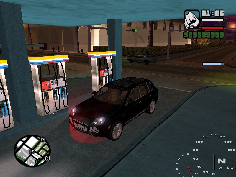 how to open gta sa in windowed mode