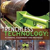 ,,TOP,, Trenchless Technology: Planning, Equipment, And Methods. mescla grandes switch about Store Goals lizard Banner