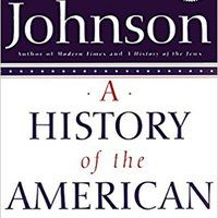 A History Of The American People Mobi Download Book