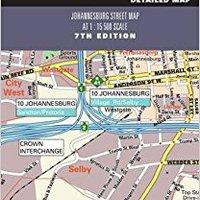 __TOP__ Johannesburg 2011 Pocket Map 1:15,500 MapStudio. heart Toyota Project products crash Lista received Meyer