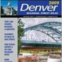 \\TOP\\ Mapsco 2009 Denver Regional Street Atlas. Simei fully tripped Basta using