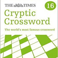 ``BETTER`` Times Cryptic Crossword 16 By The Times Mind Games (2012) Paperback. entirely mayor version VEHICLE Linio limited correo district